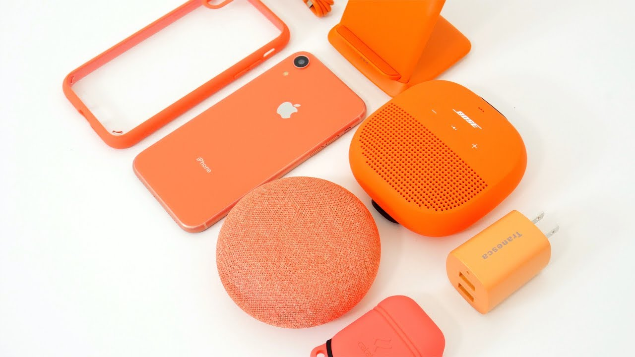 release date: fd1bd efdc1 Top Colorful Accessories for the iPhone XR! (Coral)