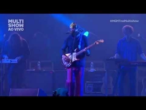 MGMT live @ Circuito Banco do Brasil, Sao Paulo, Brazil
