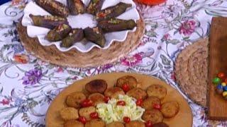 مخلل الباذنجان السريع وكفتة البطاطا بالفرن - غادة التلي