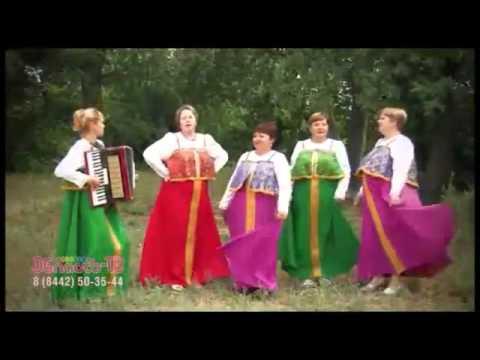 Русские частушки в исполнении квинтета девчат