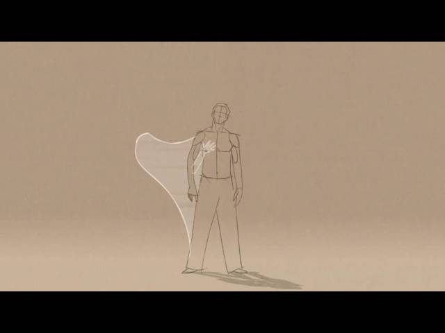 Oblivion by Astor Piazzolla / Animation Ryan Woodward - Thought of You