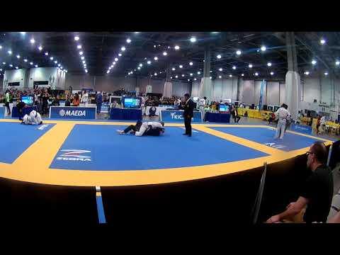 Justin Newport Master Worlds 2/3