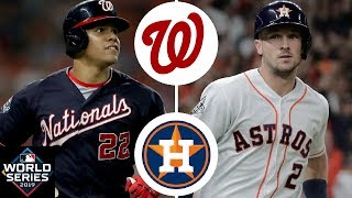 Washington Nationals vs. Houston Astros Highlights | World Series Game 6 (2019)