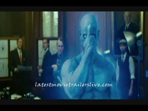 Watchmen Exclusive In-Film Footage: