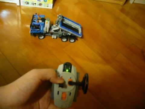 Lego 8052 Rc Youtube