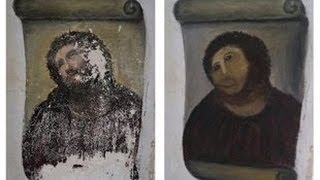 Jesus Painting Fail (Update)