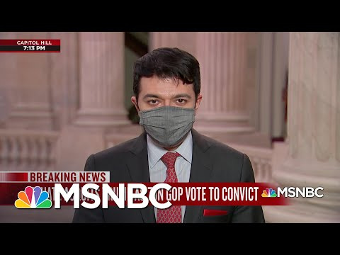 McConnell Says 'No Question' Trump Provoked Capitol Riot After Voting To Acquit | MSNBC