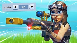 HOW TO HAVE AIMBOT IN FORTNITE - CONSOLE AND PC TIPS - PAVOS SWEEPSTAKES