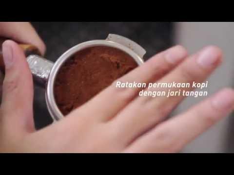 Tutorial Membuat Espresso