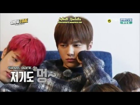 [ENG-SUB] 160211 MBC INFINITE Showtime Ep. 10 (FULL)