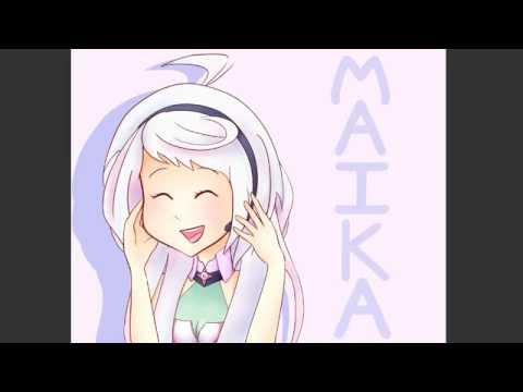 Vocaloid3 Maika - Alone Again / Gilbert O'Sullivan