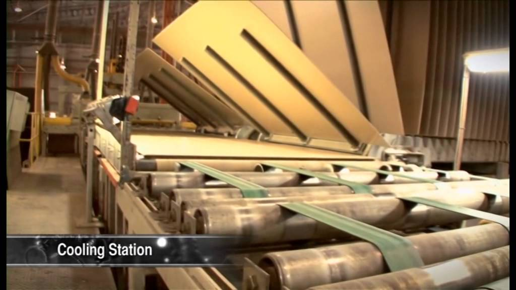 Inovar Floor Manufacturing Process Youtube