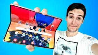OU MAMA... Galaxy Z Fold 2, lo BUENO y lo MALO!!!!