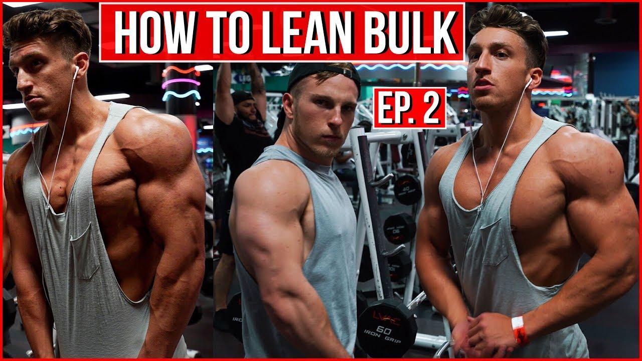 Lean Bulk Chest Workout EOUA Blog