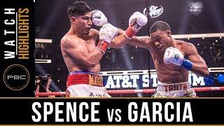 Spence vs Garcia HIGHLIGHTS: March 16, 2019 - PBC on FOX PPV
