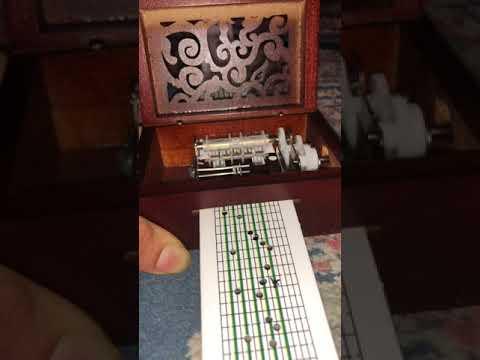 Perfect- Ed Sheeran/ caja musical/ music box