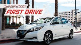 2019 Nissan LEAF PLUS | First Drive