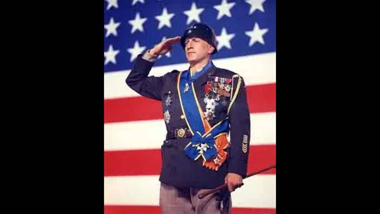 speech from the movie Patton given to the 3rd army - YouTube