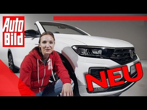 VW T-Roc Cabrio (2020): Kuriositäten - Neuvorstellung - Infos