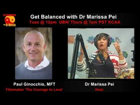 Sexual healing from sexual addiction with Dr. Marissa and filmmaker/therapist Paul Ginocchio