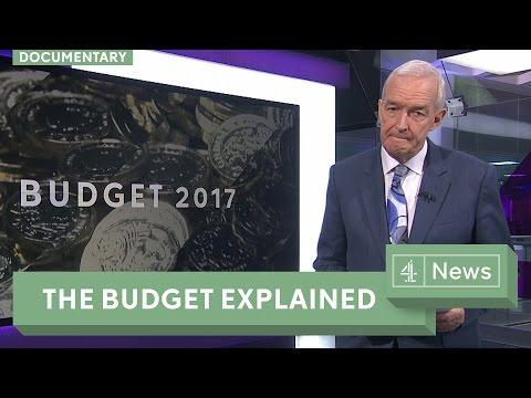 The UK's Budget Explained