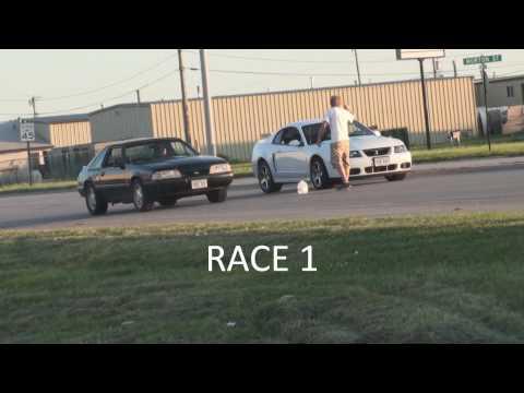 Lincoln Nebraska Street Racing 06/14/2010