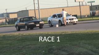 Lincoln Nebraska Street Racing 06/14/2010