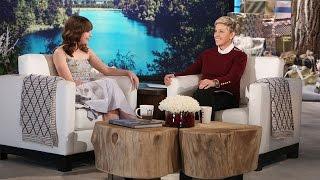 Felicity Jones Talks Star Wars and Family Hunger Games