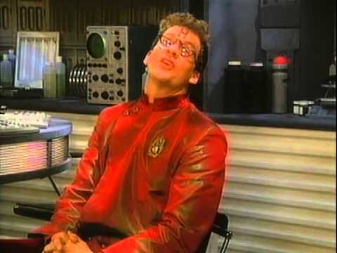 Red Dwarf - Intelligent Rimmer to join Holoship IQ 341