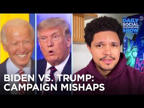 "Biden's ""Despacito"" Outreach & Trump's Disastrous Town Hall | The Daily Social Distancing Show"