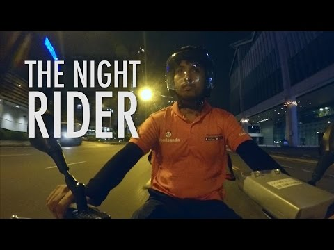 The Night Rider | The Other Sight of Singapore | Channel NewsAsia Connect