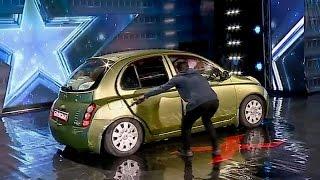 ნიჭიერი - 20 კაცი მანქანაში  |  Nicheri - Car Team