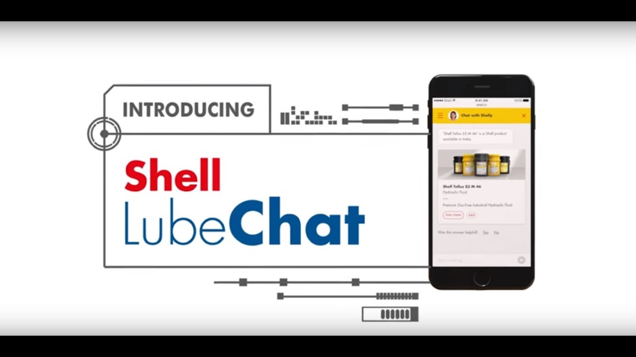 Shell launches Artificial Intelligence Chatbot for B2B
