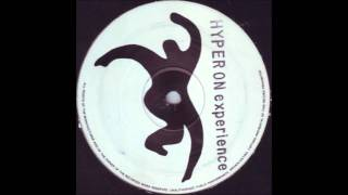 Hyper On Experience - Assention - Moving Shadow Records