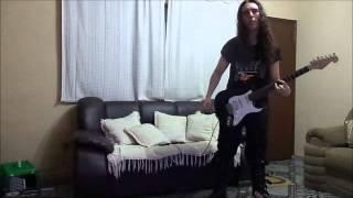 black metal ist krieg  - nargaroth (Mau guitar cover)