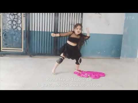 twist kamariya mass dance by little girl