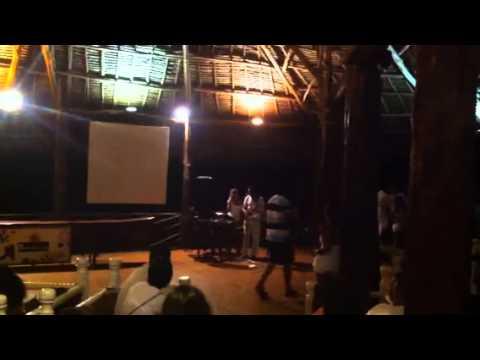 Maria Grazia karaoke Zanzibar