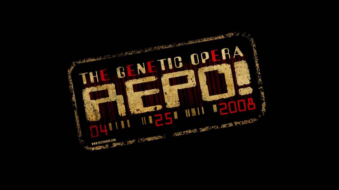 Repo! The Genetic Opera - Zydrate Anatomy.wmv - YouTube