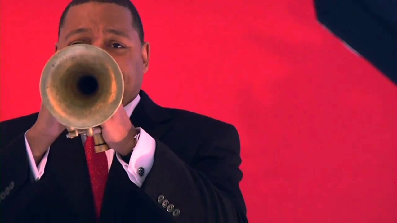 Wynton Marsalis Christmas Jazz Jam Photo Shoot Part Ii