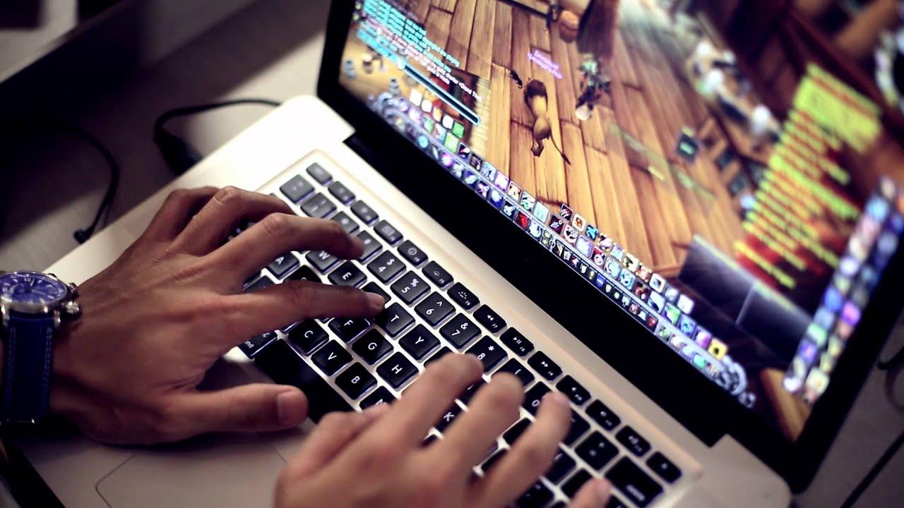 online gamng