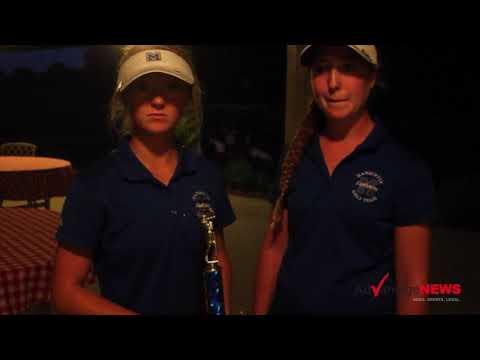 Ellie Kane and Lauren Walsh 8 26 17