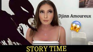 DJINN AMOUREUX- esprit/démon-taches vertes au réveil - STORY TIME