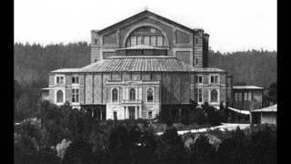 1942. Götterdämmerung - Set Svanholm, Marta Fuchs (Karl Elmendorff, Bayreuth)