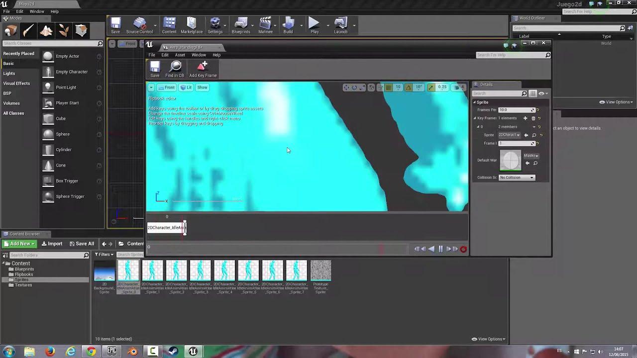 Ue 4 intro a prototipo de juegos 2d youtube ue 4 intro a prototipo de juegos 2d malvernweather Choice Image