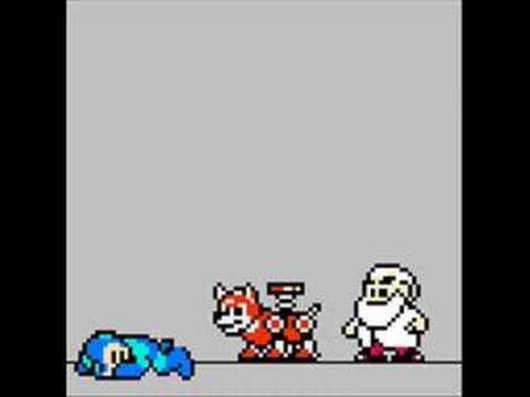 Megaman meet Rush
