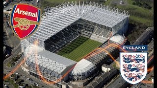 Top 10 Biggest Football Stadiums in the UK!