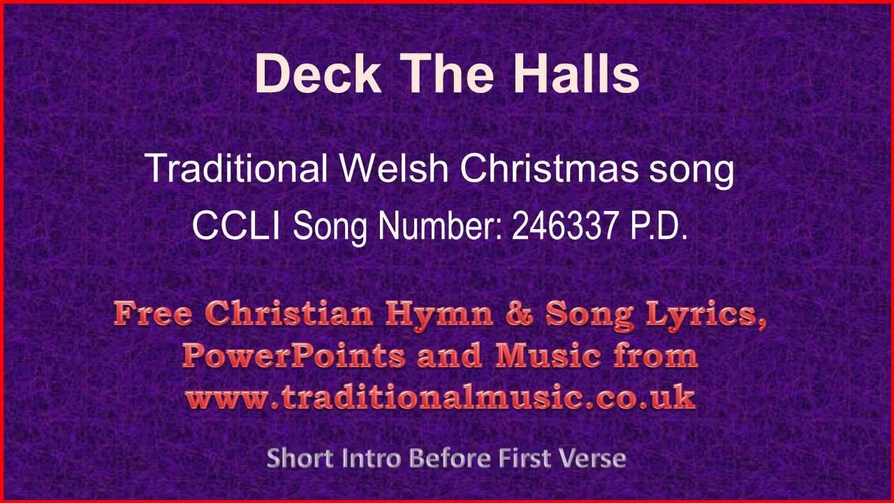 Deck The Halls(flute Frence horns) - Christmas Carols Lyrics & Music - YouTube