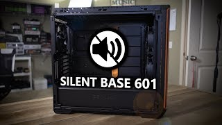 be quiet! Silent Base 601: Quiet & Toasty