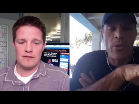 Russell Brunson with Anthony Robbins Interview