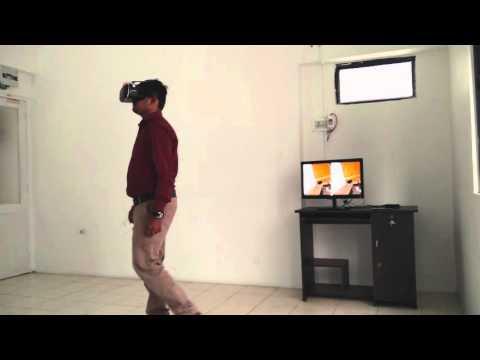 VR Position Tracker